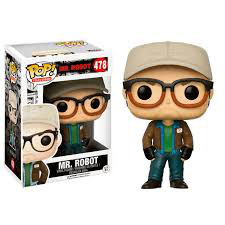 FIGURA POP! MR. ROBOT (MR. ROBOT) nº478