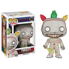 FIGURA POP! AMERICAN HORROR STORY (TWISTY THE CLOWN) nº243