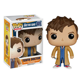 FIGURA POP! DOCTOR WHO (TENTH DOCTOR) nº221