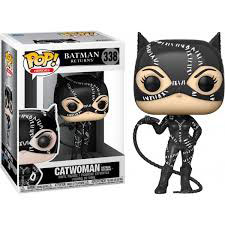 FIGURA POP! BATMAN RETURNS( CATWOMAN) Nº338
