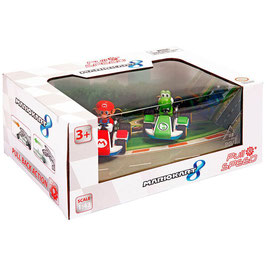 MARIO KART 8 - PACK 2 VEHICULOS PULL&SPEED