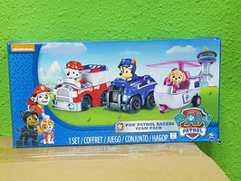 PAW PATROL RACERS TEAM PACK