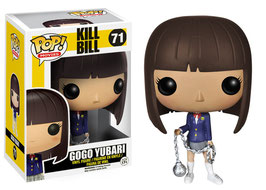 FIGURA POP! KILL BILL (GOGO YUBARI) nº71