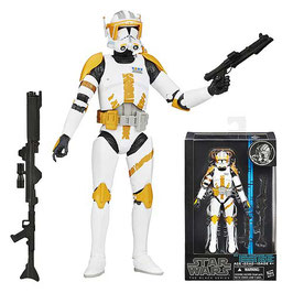 STAR WARS THE BLACK SERIES - CLONE COMMANDER CODY 14