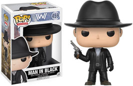 FIGURA POP! WESTWORLD (MAN IN BLACK) nº459