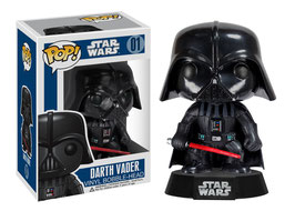 FIGURA POP! STAR WARS (DARTH VADER) nº01