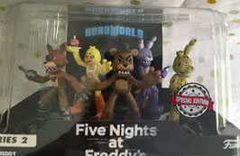 HEROWORLD FNAF (PACK 5 SERIES 2)