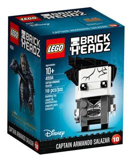LEGO BRICK HEADZ CAPITAN ARMANDO SALAZAR 41594