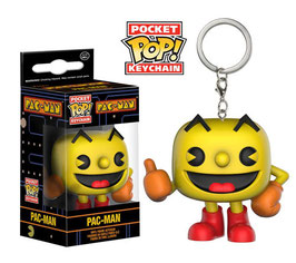 LLAVERO POCKET POP! PAC-MAN