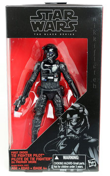 STAR WARS THE BLACK SERIES - TIE FIGHTER PILOT 11