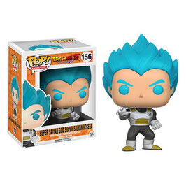 FIGURA POP! DRAGON BALL (SUPER SAIYAN GOD SUPER SAIYAN VEGETA) nº156