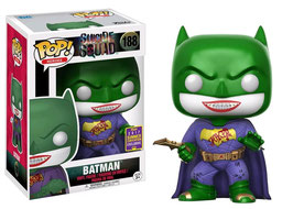 FIGURA POP! SUICIDE SQUAD (BATMAN EXCLUSIVE)