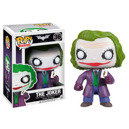 FIGURA POP! THE JOKER (BATMAN THE DARK KNIGHT) nº36