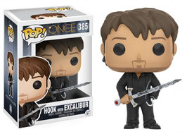 FIGURA POP! ÉRASE UNA VEZ (HOOK WITH EXCALIBUR) nº385