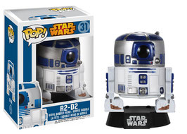 FIGURA POP! STAR WARS (R2-D2)