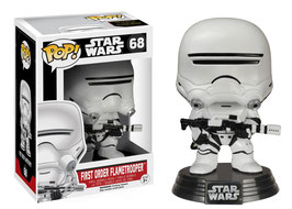 FIGURA POP! STAR WARS (FIRST ORDER FLAMETROOPER) nº98