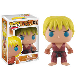 FIGURA POP! STREET FIGHTER (KEN)