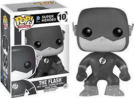 FIGURA POP! SUPER HEROES (THE FLASH BLANCO Y NEGRO)