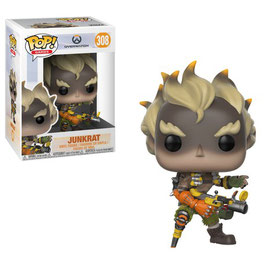 FIGURA POP! OVERWATCH (JUNKRAT)