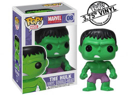 FIGURA POP! MARVEL (HULK)