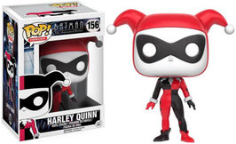 FIGURA POP! BATMAN THE ANIMATED SERIES (HARLEY QUINN) nº156