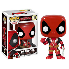 FIGURA POP! DEADPOOL THUMB UP nº112
