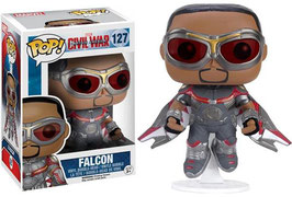 FIGURA POP! FALCON (CIVIL WAR) nº127