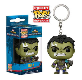 LLAVERO POCKET POP! THOR RAGNAROK (HULK GLADIATOR SUIT)