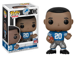 FIGURA POP! FOOTBALL (BARRY SANDERS)