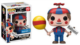 FIGURA POP! FIVE NIGHTS AT FREDDY'S (BALLON BOY) nº117