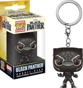 LLAVERO POCKET POP! BLACK PANTHER