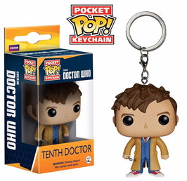 LLAVERO POCKET POP! DOCTOR WHO (TENTH DOCTOR)