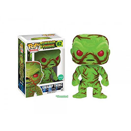 FIGURA POP! SWAMP THING (SCENTED - FLOCKED) nº82