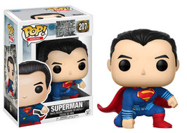 FIGURA POP! JUSTICE LEAGUE (SUPERMAN LANDING POSE) Nº207