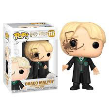FIGURA POP! HARRY POTTER (DRACO MALFOY) Nº117