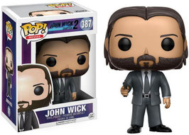 FIGURA POP! JOHN WICK 2 (KEANU REEVES AS JOHN WICK) nº387