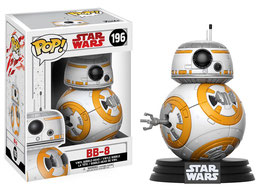 FIGURA POP! STAR WARS EPISODE VIII (BB-8) nº196