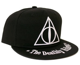 GORRA HARRY POTTER BEISBOL - DEATHLY HALLOWS