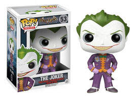 FIGURA POP! BATMAN ARKHAM ASYLUM (THE JOKER)
