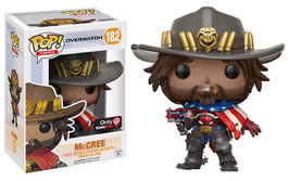 FIGURA POP! OVERWATCH (MCCREE NEW) nº182