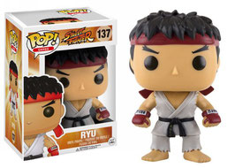FIGURA POP! STREET FIGHTER (RYU)