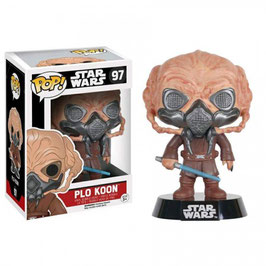 FIGURA POP! STAR WARS (PLO KOON)