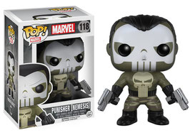 FIGURA POP! PUNISHER (NEMESIS) nº118