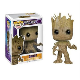 FIGURA POP! GUARDIANES DE LA GALAXIA (GROOT) nº49