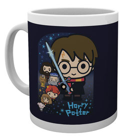 TAZA HARRY POTTER CHARACTERS