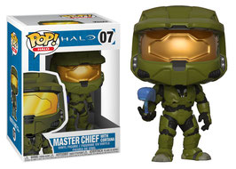 FIGURA POP! HALO (MASTER CHIEF WITH CORTANA)