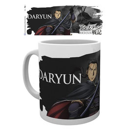 TAZA THE HEROIC LEGEND OF ARSLAN (DARYUM)
