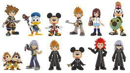 Mystery Minis Kingdom Hearts
