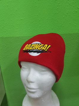 GORRO THE BIG BANG THEORY (BAZINGA)