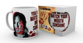 TAZA THE WALKING DEAD SUNSHINE